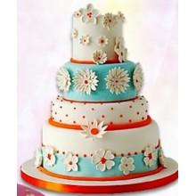 рм 144 Торт нежная красота
