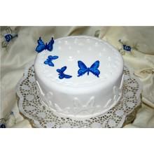 РМ 410 Тортс синими бабочками