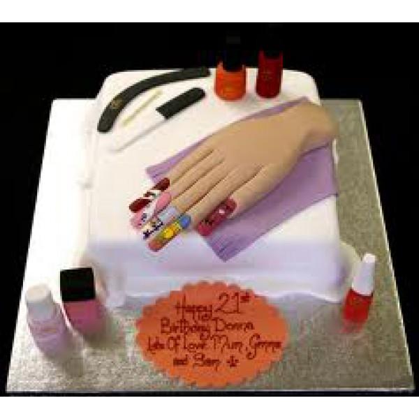 Поздравление с днем рождения мастера маникюра прикольное