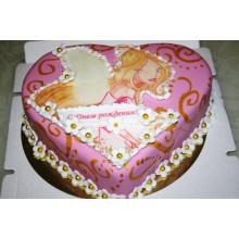 ДТ 143 торт Винкс
