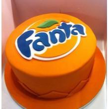ПР 299 Торт в виде Fanta