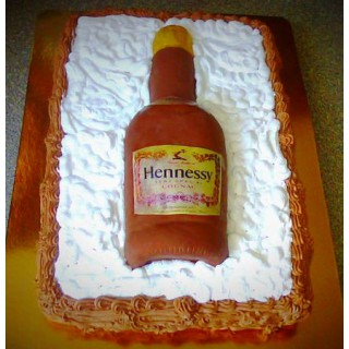 ПР 289 Торт в виде Hennessy