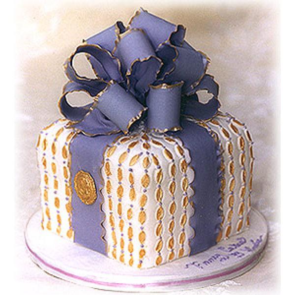 Торт подарок самому себе 24