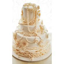 БСВ 48 Торт свадебный роскошный