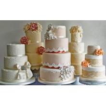 СВ 139 Торты свадебные модные