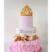 ДТ 601 Торт для нежных принцесс