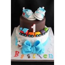 ДТ 604 Торт для мальчика