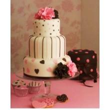 РМ419 торт с сердечками