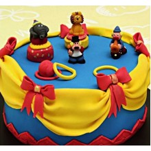 ДТ 613 торт в цирке