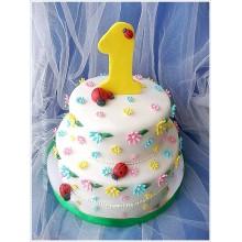 ДТ 200 Торт многоярусный детский
