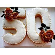 ПР 296 Торт на 50летие