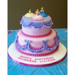 ДТ 189 Торт с принцессами