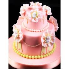 РМ 736 Торт розовое совершенство
