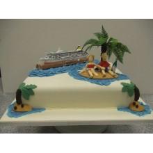 ПР 107 Торт отдых