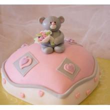 РМ 907 Торт милый мишка