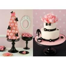 СВ 903 Свадебные торты новомодные