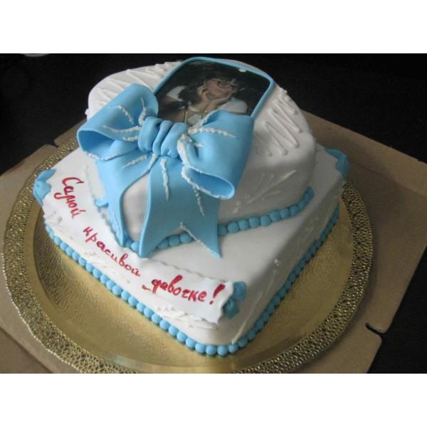 Фото торта на заказ единицей