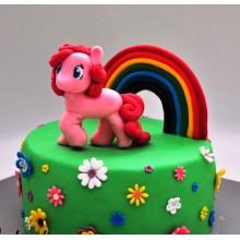 ДТ 036 торт мой маленький пони