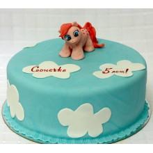 Дт 013 Торт с пони