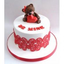 РМ 886 Торт медвежонок влюбленный