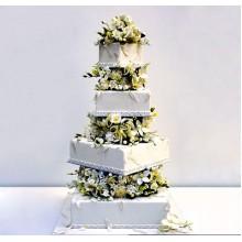 БСВ 858 Торт свадебный роскошный