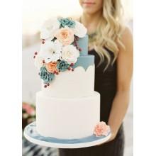 СВ 4 Торт свадебный элегантный