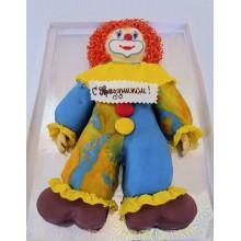 ДТ 407 Торт клоун