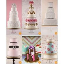 БСВ 9 Большие и роскошные торты