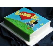 ПР 212 Торт love iz