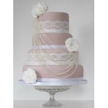 БСВ 322 Торт свадебный классический