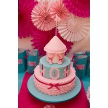 СМ 042 торт для принцесс