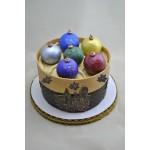 НТ 2 торт новогодний