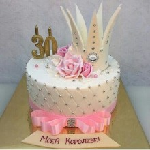 РМ 009 Торт для королевы