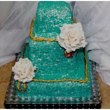 БСВ 58 Торт бирюзовый