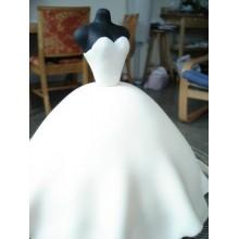 СВ 0031 торт свадебное платье