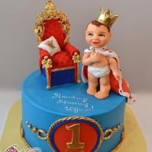 ДТ 547 Торт малыш принц