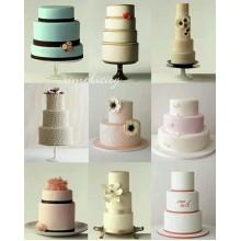 БСВ 659 Торты свадебные на любой вкус