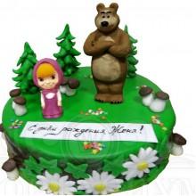 ДТ 1136 Торт Маша и медведь
