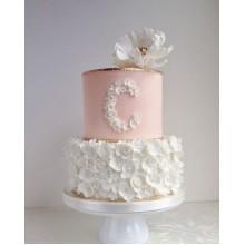 РМ 476 Торт нежно розовый