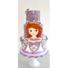 ДТ 1112 Торт сказочная принцесса