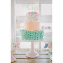 РМ 65 Торт нежный цвета