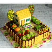 ПР 746 Торт дача