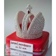 РМ 88 Торт роскошная корона