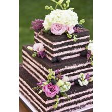 ГТ 3 Торт свадебный голый