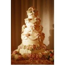 БСВ 45 Торт на большую свадьбу