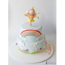 ДТ 138 Торт веселая девочка