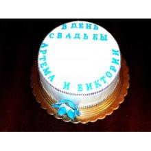 СВ 11т Торт на свадьбу