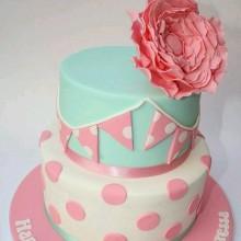 РМ 65 Торт нежный для девушек