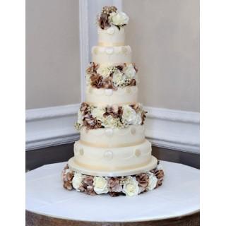 БСВ 84 Торт свадебный многоэтажный