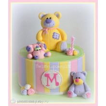 ДТ 446 Торт нежный детский